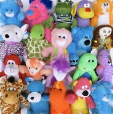 New 12 Pc Mixed Assorted 8�-11� Bulk Wholesale Claw Prize Plush Lot $2.95 Each