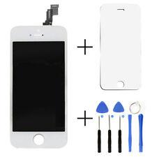 iPhone 5S/SE LCD Display mit RETINA Scheibe Bildschirm Touchscreen Weiss White