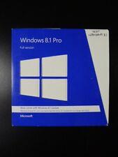 Microsoft Windows 8.1 Pro Professional 32/64-BIT Dvd FQC-06914 Varejo Completo