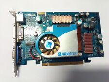 Albatron Nvidia Geforce 6600 Gt, 128 MB DDR3 ,Dvi-I , VGA, Svideo