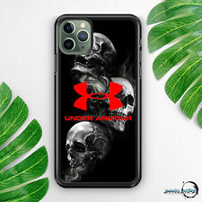 NEW SALE!! Skull17Under~Armour89 New Cover iPhone 6 7 8 X XS MAX 11 PRO MAX Case