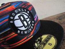 Brooklyn Nets Biggie Smalls COOGI New Era 59FIFTY fitted cap sz 8 notorious big