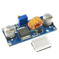 XL4015 5A DC-DC Step Down Adjustable 4-38V Power Supply Module LED Lithium