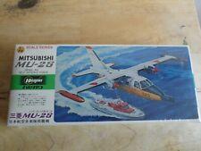 HASEGAWA KIT  D6     1/72     MITSUBISHI  MU-2S  (MARINE SURVEILANCE  AIRCRAFT )