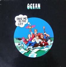 LP  Ocean (Schweiz) - Take Me To The City - Schnoutz / Turicaphon Musterpressung