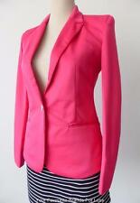 ZARA WOMAN  Pink Long Sleeve Jacket Size XS - Small