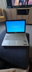 Asus N551J Laptop - i7, 12GB RAM, 128GB SSD, 1.5TB HDD, Windows 10