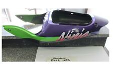 codone carena posteriore kawasaki zx6r 1998-1999 Heckverkleidung Tail fairing