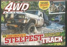 AUSTRALIAN 4WD ACTION - ISSUE 262 VIC HIGH COUNTRY'S STEEPEST TRACK