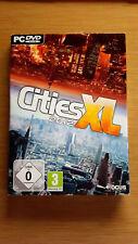 Cities XL 2012 (PC, 2011, DVD-Box)