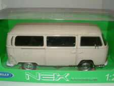 1/24  1972 VW VOLKWAGEN T2 MINIBUS IN IVORY