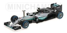 Mercedes Amg W07 Hybrid Nico Rosberg Demontration Run World Champion 2016 1:18