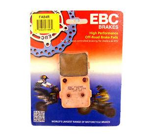 EBC Brake Pads Front Rear BrakeCaliper Pad for Honda TRX 250EX 300EX 400EX FA84R