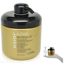 Revitaluxe Bio Advanced Restorative Treatment Joico Kpak Repairs Hair 16.2Oz