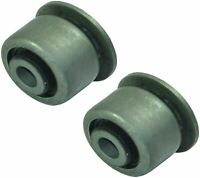 X2 FRONT LH&RH WISHBONE TRAILING ARM BUSHES FITS PEUGEOT 407, CITROEN C6, 365604