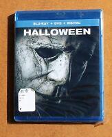 HALLOWEEN BLURAY + DVD + DIGITAL BRAND NEW