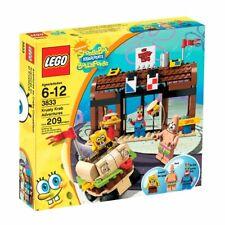 [Spongebob] Spongebob Squarepants Lego Krusty Krab Adventures 3833 [Parallel Imp