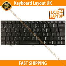 Nueva Asus Eee PC EPC 1000 1000 H 1000HE 904 904 ha 904hd 905 Computadora Portátil Teclado Reino Unido