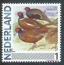 NVPH 2791-Aa-11: PERSOONLIJKE POSTZEGEL VOGELS Nr. 26: FAZANT 2012 postfris