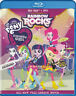 MY LITTLE PONY EQUESTRIA GIRLS - RAINBOW ROCKS (BLU-RAY + DVD) (BLU-RA (BLU-RAY)