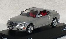 Lexus SC 430 silber 2005 1:43 J-Collection/Kyosho Modellauto / Die-cast