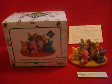 "2008 Charming Tails Fitz & Floyd ""Every Bunny Needs A Friend Like You"" - New"