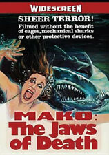 Mako The Jaws of Death 1976 DVD William Grefe Horror
