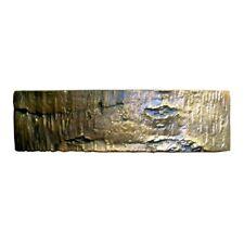 MEKO Briefeinwurf Briefschlitz Einwurfklappe Bronze Beschlag 4722 für Durchwürfe