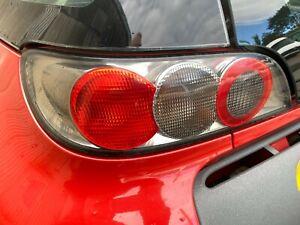 Smart Roadster 452 left hand rear light assembly.