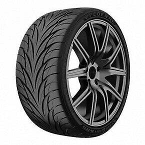 Federal SS-595 255/55R17 102V BSW (1 Tires)