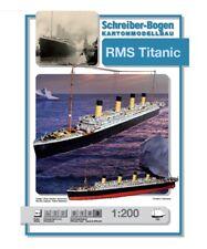 Doshisha 1//700 Großartig Titanic LED Schiff Kunststoff Modell No.22 R.M.S