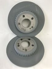 Genuine Mercedes-Benz W205 C-Class REAR Bonded AMG Brake Discs A0004230512 NEW