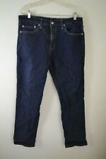 LEVI'S 511 BLUE STRETCH JEANS 36 x 30