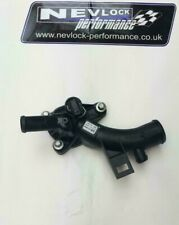 GENUINE VAUXHALL A12XER, A14XER ETC THERMOSTAT HOUSING WITH SENSOR NEW 25192985