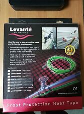 trace heating levante frost protection heat tape  4.7 metres (not cheap chinese)