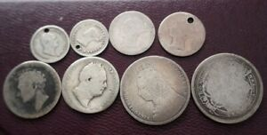 Scrap Or Collect Pre 1920 Silver Coins