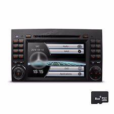 "7"" UI Autoradio für Mercedes Benz A/B Klasse Sprinter Vito Viano GPS Navi CD DVD"
