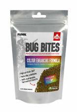 New listing Fluval Bug Bites Color Enhancing Granules Medium-Large Fish