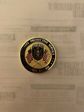 CIA Central Intelligence Agency Security Protective Service Honor Guard 1.75