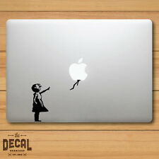 Banksy Girl with Balloon Macbook Sticker / Macbook Decal / Cover / Skin