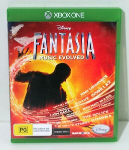 Disney Fantasia Music Evolved *Kinect Required* - Xbox One - Free Post