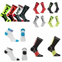 Comfort Compression Running Socks Men Women Cycling Football Gym Breathable New