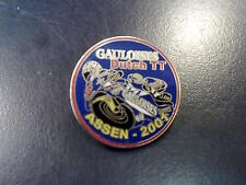 Pin Gauloises Dutch TT Assen 2001