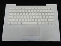 "White Top Case US Keyboard Trackpad for MacBook 13"" A1181 Late 2007 2008 2009"