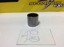 GUARNIZIONE MARMITTA EXHAUST MUFFLER GASKET 28.5X34.5X32.5 HONDA SH 300 XR 600
