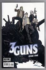 3 GUNS #1 - RAFAEL ALBUQUERQUE COVER - BOOM STUDIOS - 2013