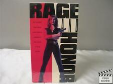Rage and Honor VHS Cynthia Rothrock, Richard Norton, Terri Treas; Winkless