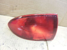 95-99 Chevy Cavalier OEM Left Driver Tail Light - Outer 16519319 G418
