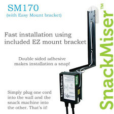 Snack Miser SnackMiser Sm 170 Vending Machine Motion Detector New!