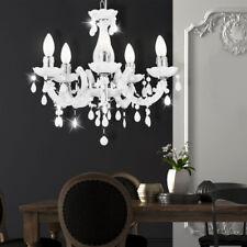 Bunt Kronleuchter Lüster Acryl Kristall Behang Decken Lampe Hänge Leuchte  Luster